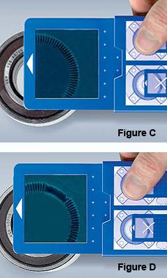 Glbate760130 Ate Magnetic Test Card